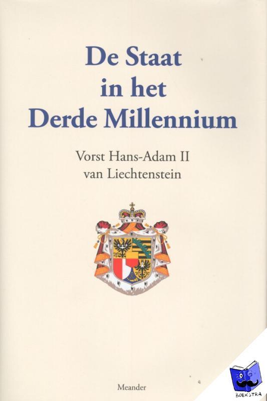 Liechtenstein, Vorst Hans-Adam II van - De staat in het derde millennium