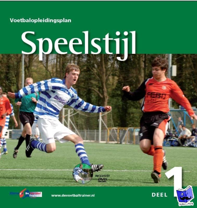 Berger, Han, Ulderink, Andries - voetbalopleidingsplan