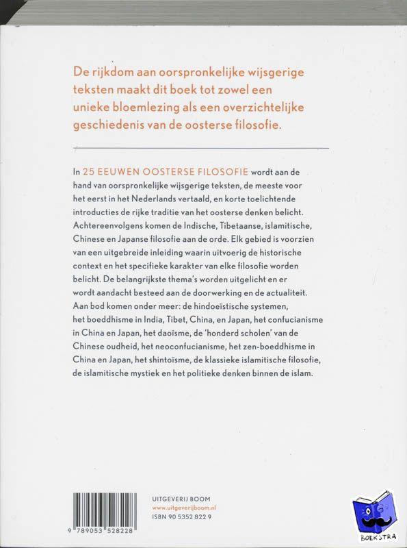 - 25 eeuwen oosterse filosofie - POD editie
