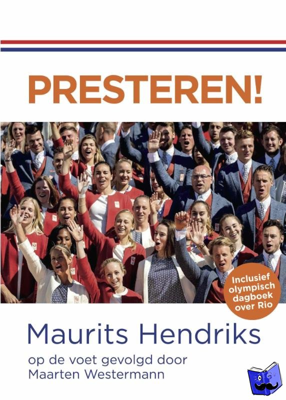 Westermann, Maarten - Presteren!