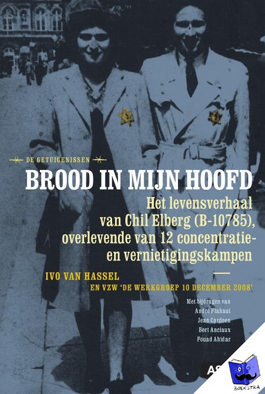 Hassel, Ivo van - Brood in mijn hoofd