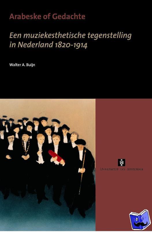 Buijn, W. - Arabeske of Gedachte