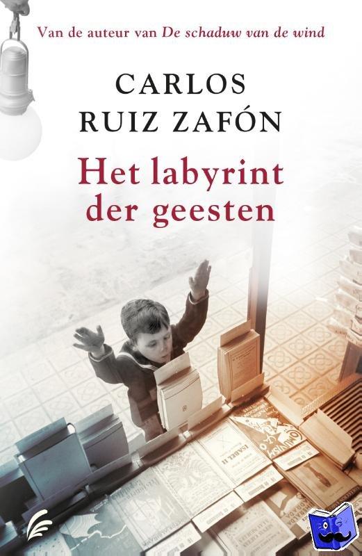 Zafón, Carlos Ruiz - Het labyrint der geesten
