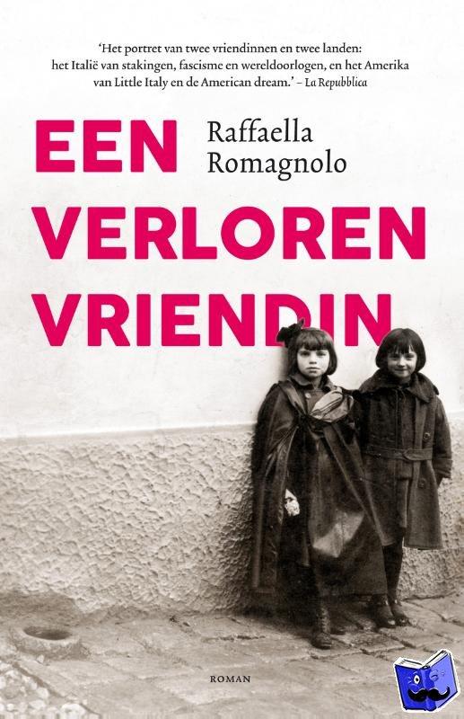 Romagnolo, Raffaella - Een verloren vriendin - POD editie