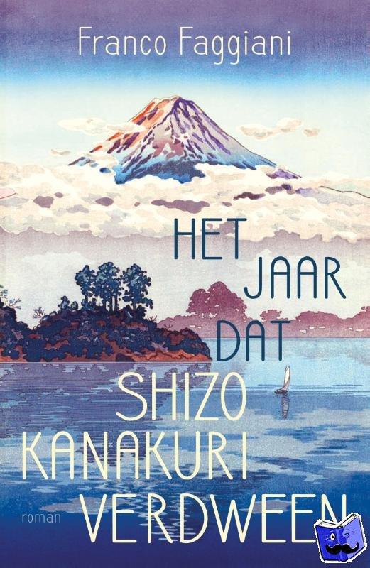 Faggiani, Franco - Het jaar dat Shizo Kanakuri verdween