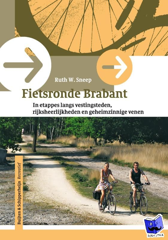 Sneep, R.W. - Fietsronde Brabant