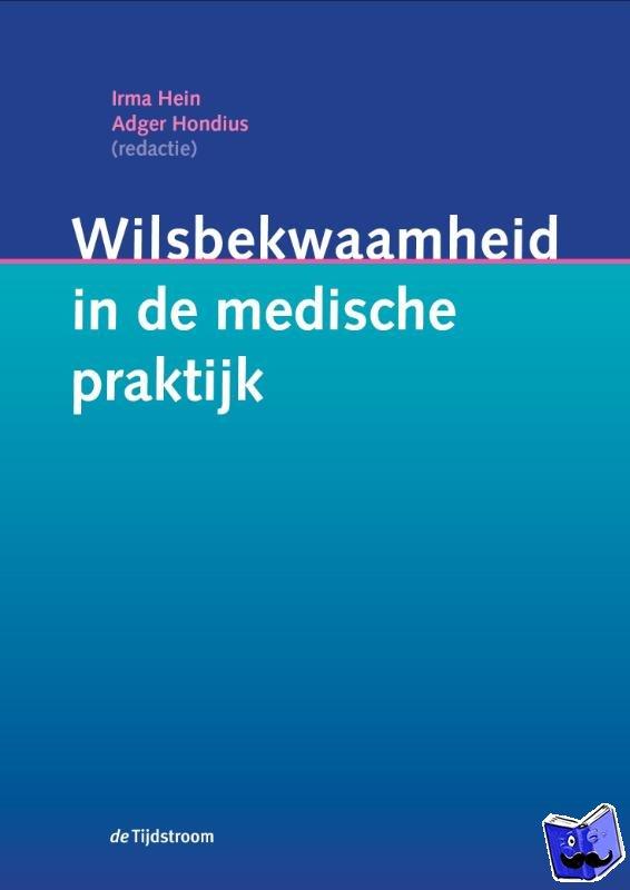 - Wilsbekwaamheid in de medische praktijk