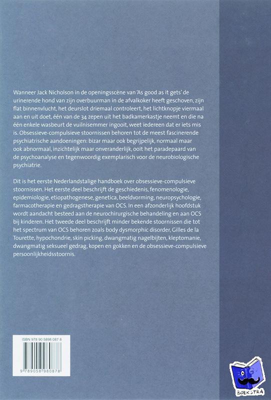 Denys, D.A.J.P. - Handboek obsessieve-compulsieve stoornissen