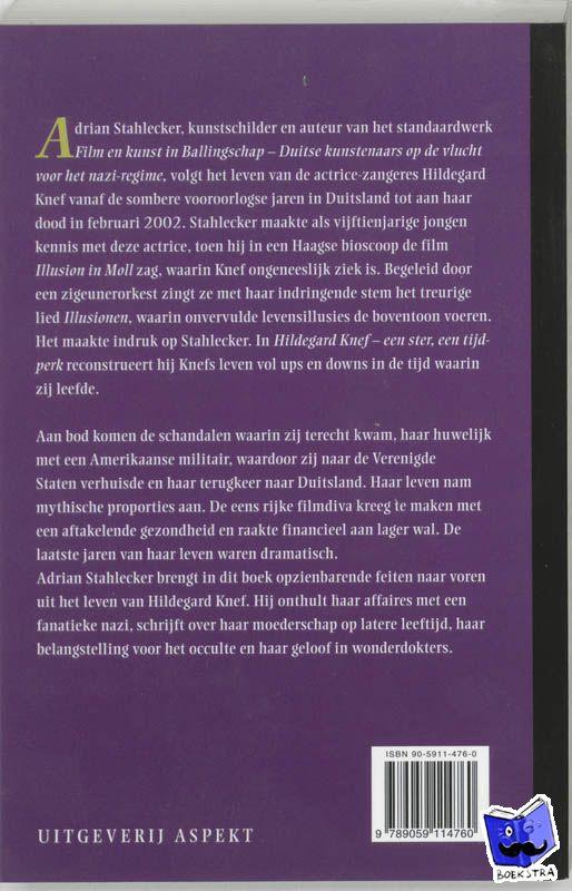 Stahlecker, Adrian - Hildegard Knef