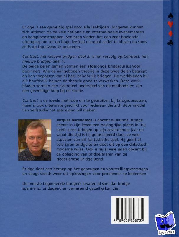 Barendregt, Jacques, Barendregt, Heleen - Contract het nieuwe bridgen deel 2
