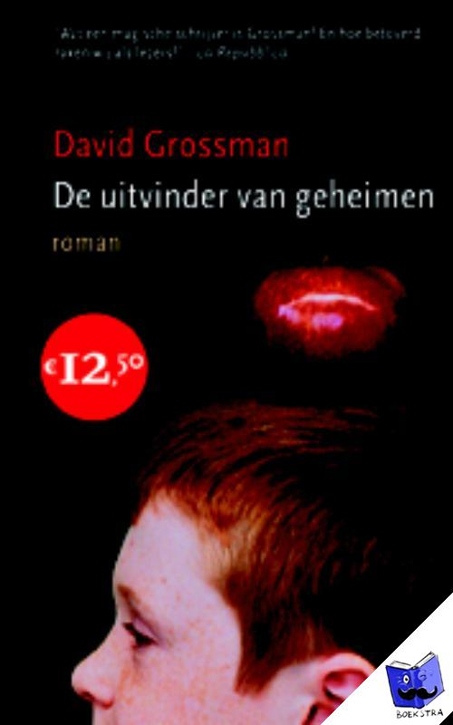 Grossman, David - De uitvinder van geheimen