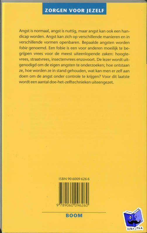 IJzermans, Theo, Heffels, Annette - Zorgen voor jezelf Dat durf ik niet - POD editie