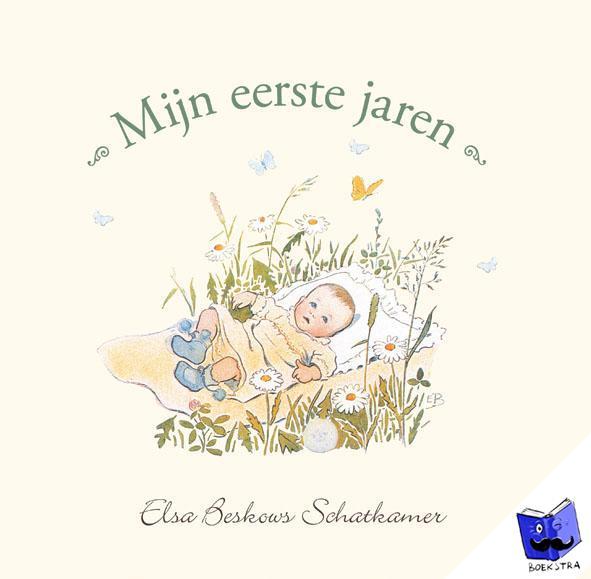 Beskow, Elsa - Mijn eerste jaren