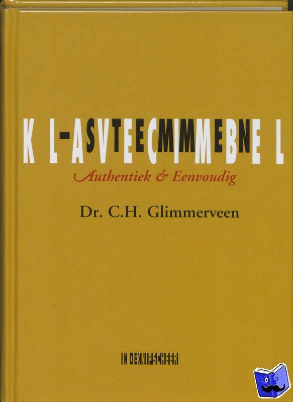 Glimmerveen, C.H. - Klavecimbelstemmen