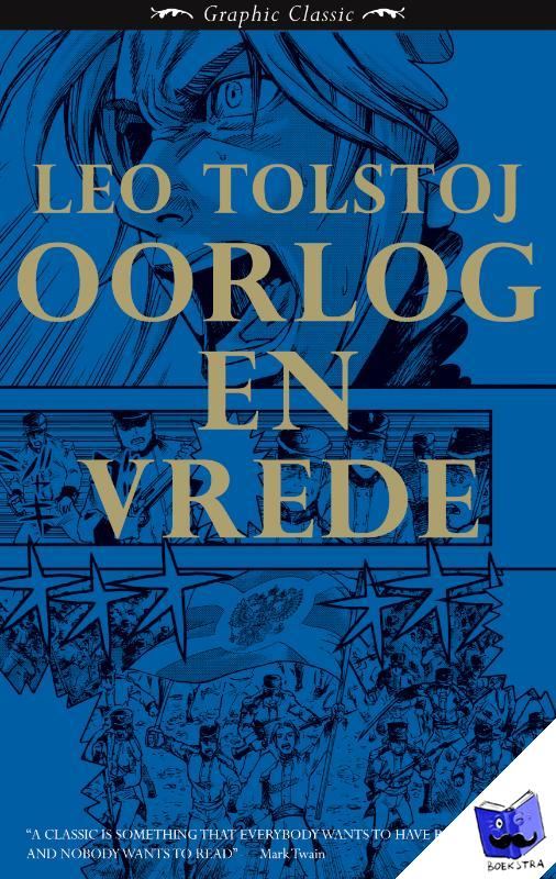 Tolstoj, Leo - Graffic Classic Oorlog en vrede