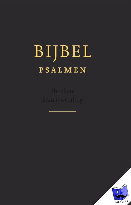 Stichting Herziening StatenVertaling - kerkbankbijbel