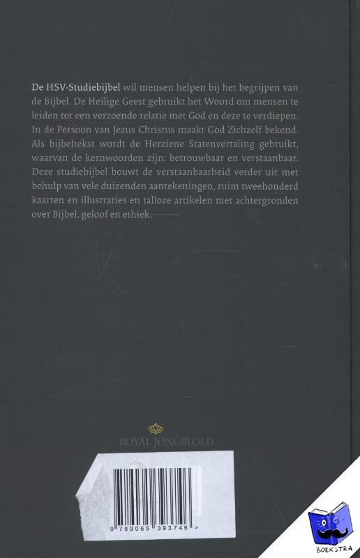 - HSV-Studiebijbel
