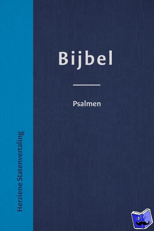 - Bijbel met Psalmen hardcover (HSV) - 12x18 cm