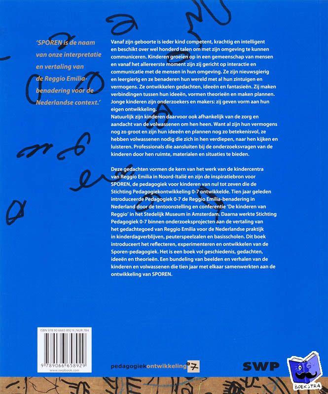 Meeuwig, Manfred, Schepens, W., Werf, T. van der - Sporen van Reggio
