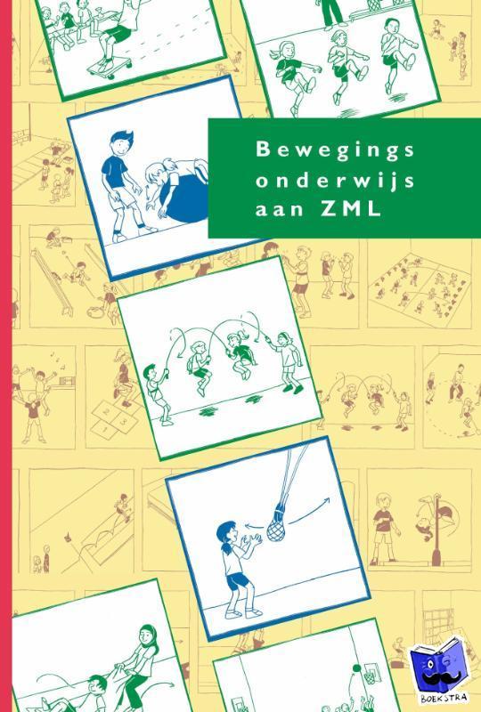 Berkel, Marco van, Graaf, Ronald de, Rietberg, Christa, Wijffels, Irene - Bewegingsonderwijs aan ZML
