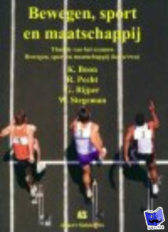 Boon, Kasper - Bewegen, sport en maatschappij