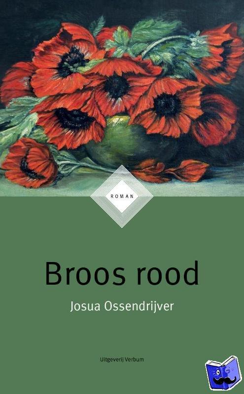 Ossendrijver, Josua - Broos rood