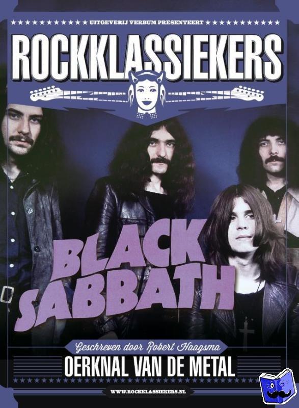 Haagsma, Robert - Rock Klassiekers Black Sabbath