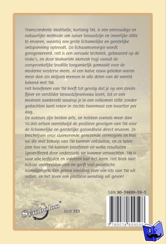 Schachinger, W., Schrott, E. - Transcendente meditatie