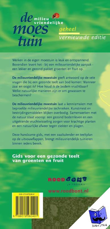 - De milieuvriendelijke moestuin