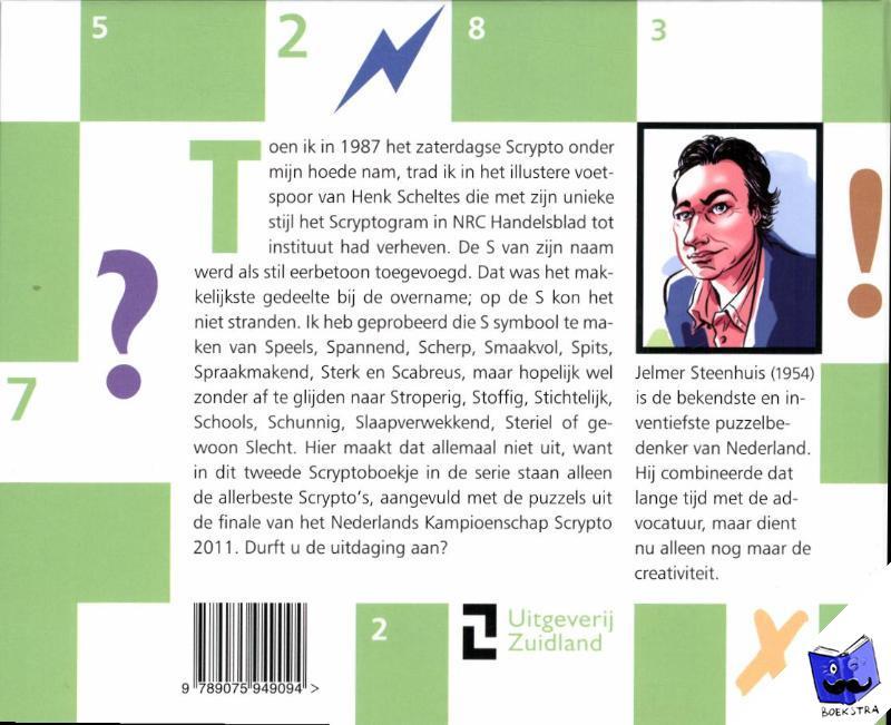 Steenhuis, Jelmer - Scrypto 2