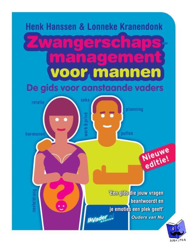 Hanssen, Henk, Kranendonk, Lonneke - Zwangerschapsmanagement voor mannen