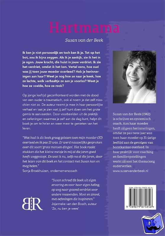 Beek, Susan van der - Hartmama - POD editie