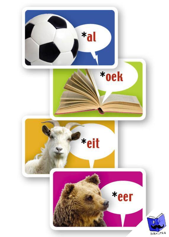 Beers, Annemariet van - Rijmelarij, rijmwoorden spel