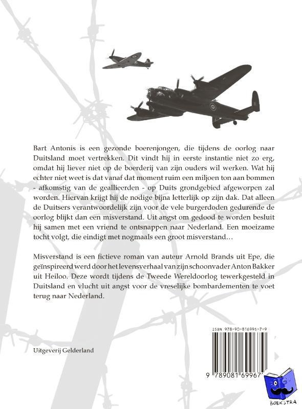 Brands, Arnold - Misverstand - POD editie