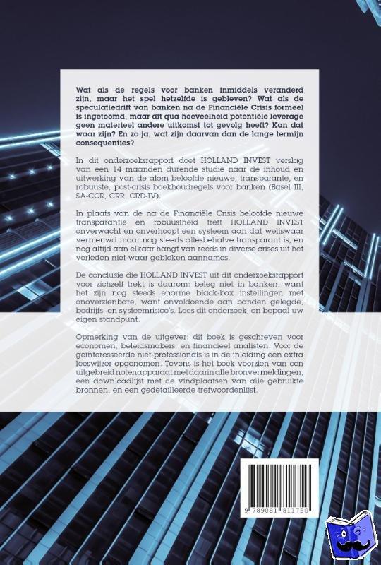 Holland Invest - Banken in (dis)balans - POD editie