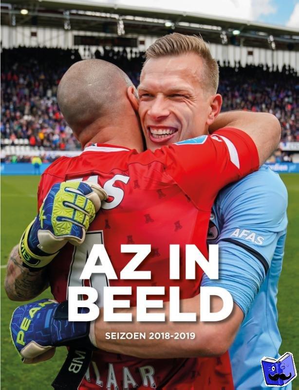 Pol, Ed van de, Brinkman, Theo - AZ in Beeld Seizoen 2018 / 2019