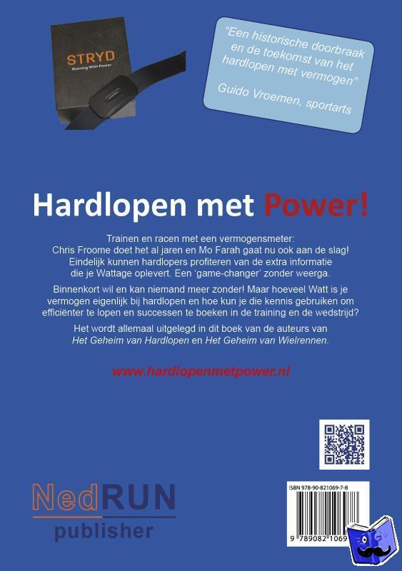 Dijk, Hans van, Megen, Ron van - Hardlopen met Power!