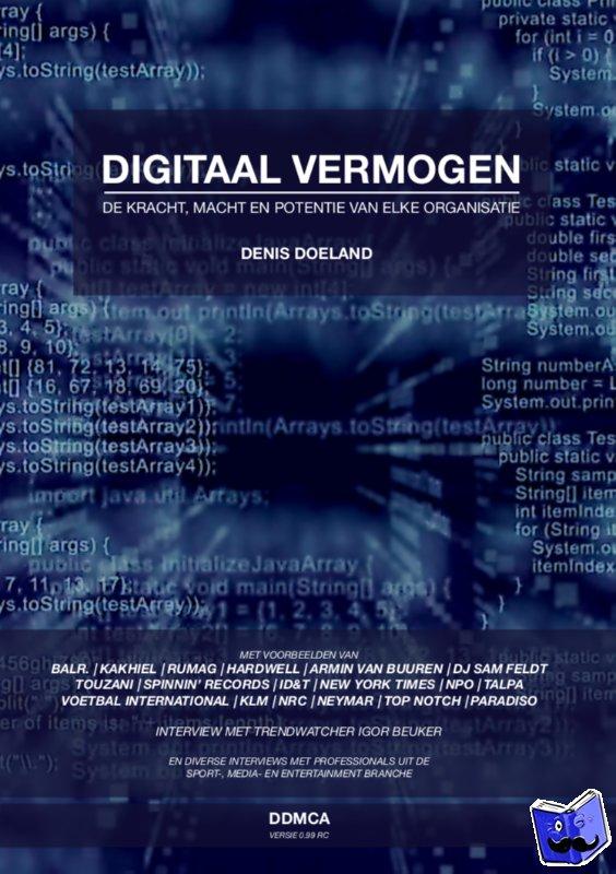 Doeland, Denis - Digitaal Vermogen - POD editie