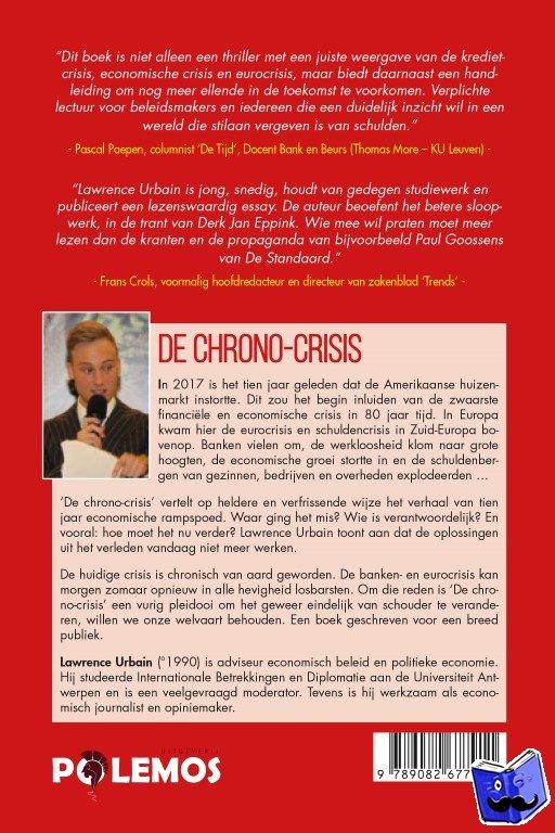 Urbain, Lawrence - De chrono-crisis