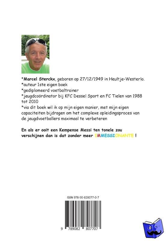 Sterckx, Marcel - Immessionante - Growing ground