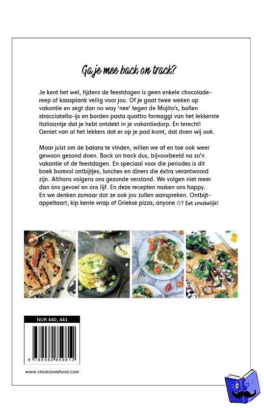 Bruijn, Nina de, Gruppen, Elise - Chickslovefood