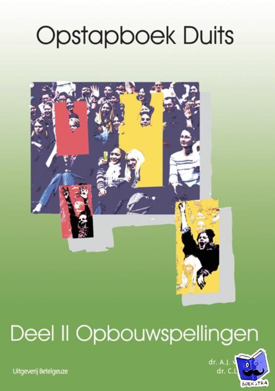 Berkel, A.J. van, Sauer, C.L.A. - Opstapboek Duits 2 Opbouwspellingen