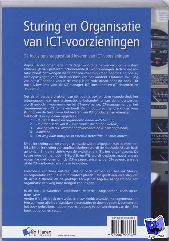Thiadens, Theo - Sturing en Organisatie van ICT-voorzieningen