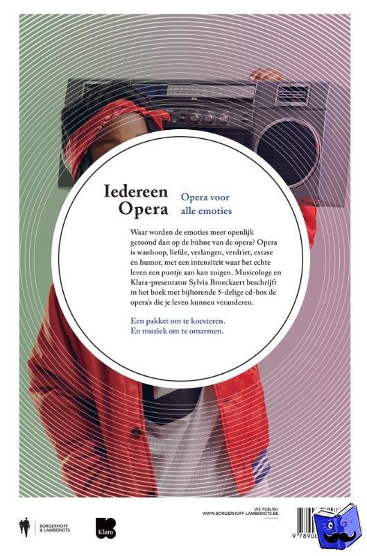Broeckaert, Sylvia - Iedereen Opera