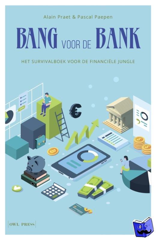 Praet, Alain, Paepen, Pascal - Bang voor de Bank