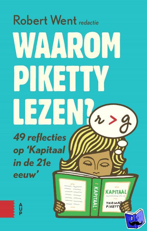 - Waarom Piketty lezen?