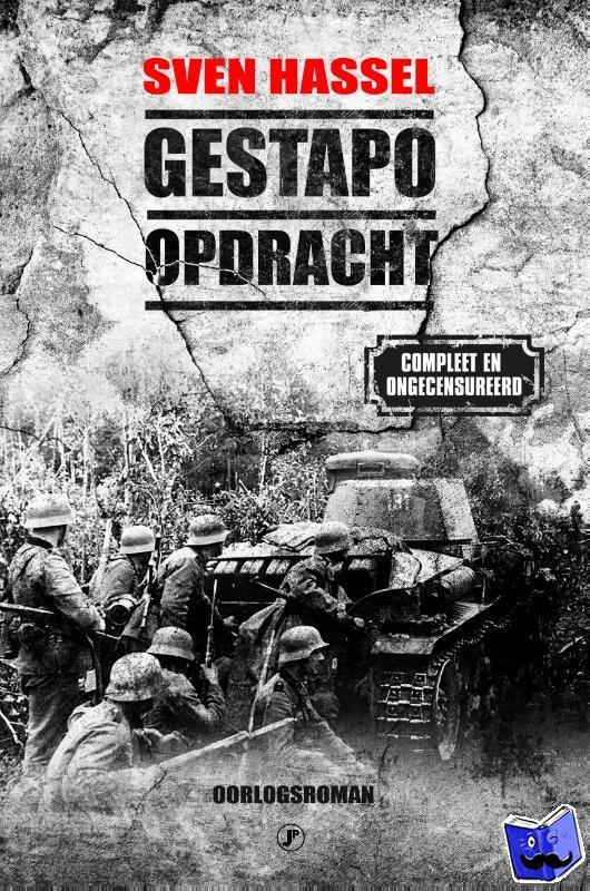 Hassel, Sven - Gestapo opdracht