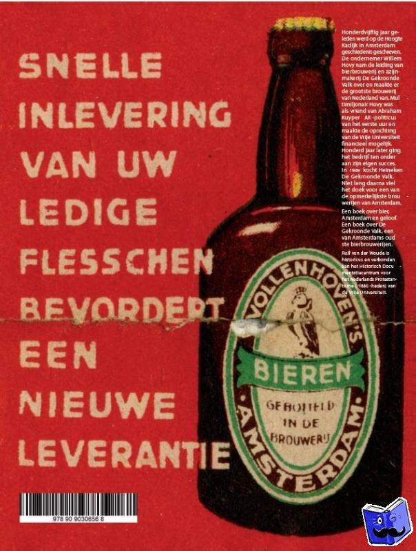 Woude, Rolf van der - Geloof in de brouwerij