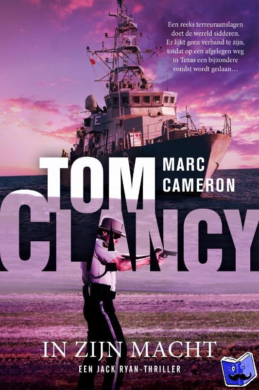Cameron, Marc - Tom Clancy In zijn macht