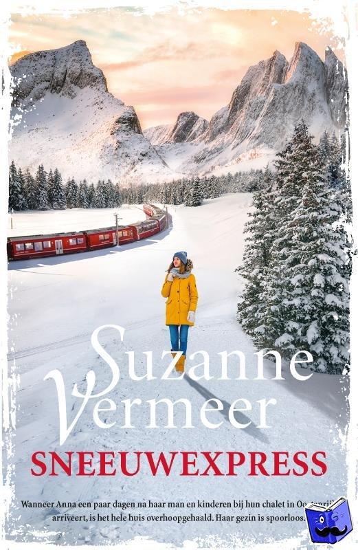 Vermeer, Suzanne - Sneeuwexpress